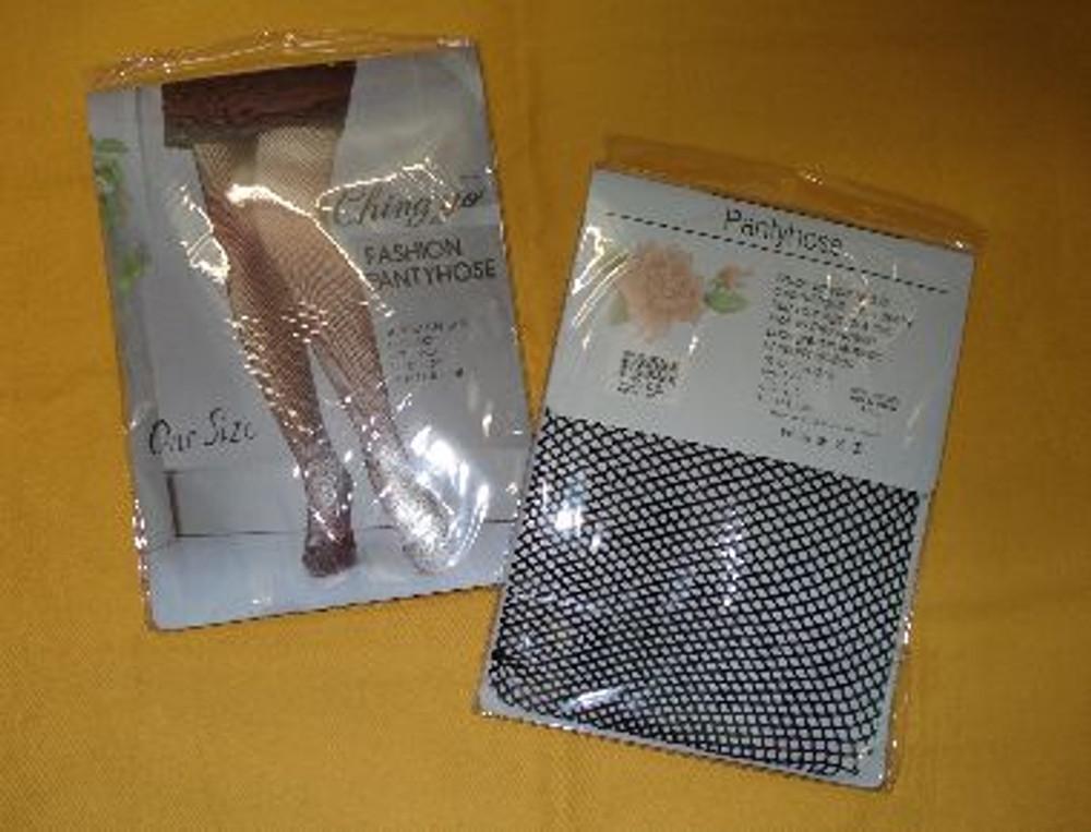 Fishnet Pantyhose XL