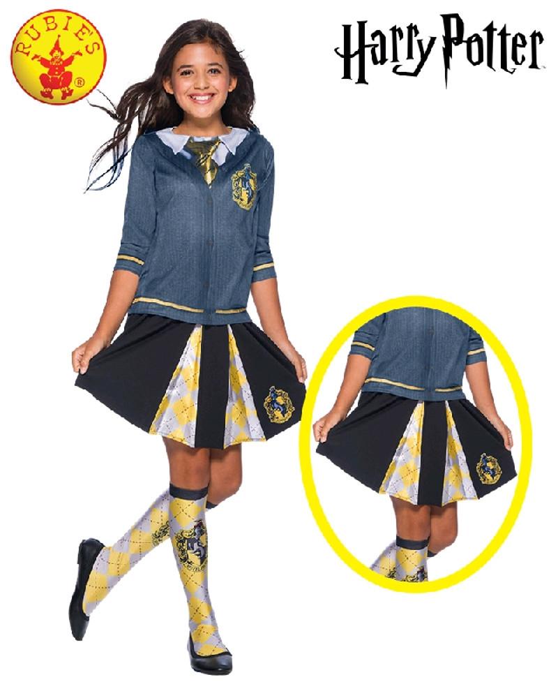 Harry Potter Hufflepuff Child Skirt
