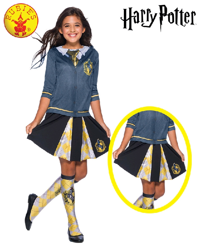 Harry Potter Hufflepuff Child Skirt