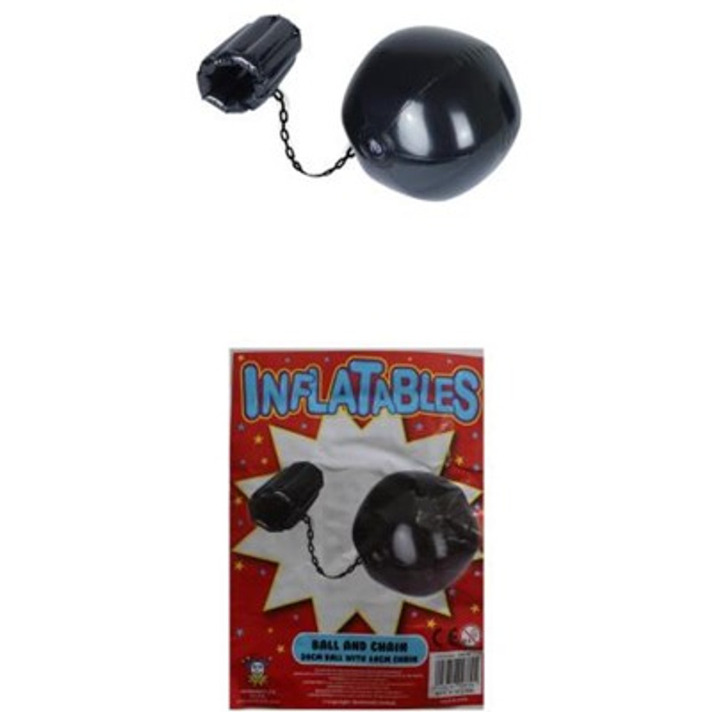 Inflatable Ball & Chain
