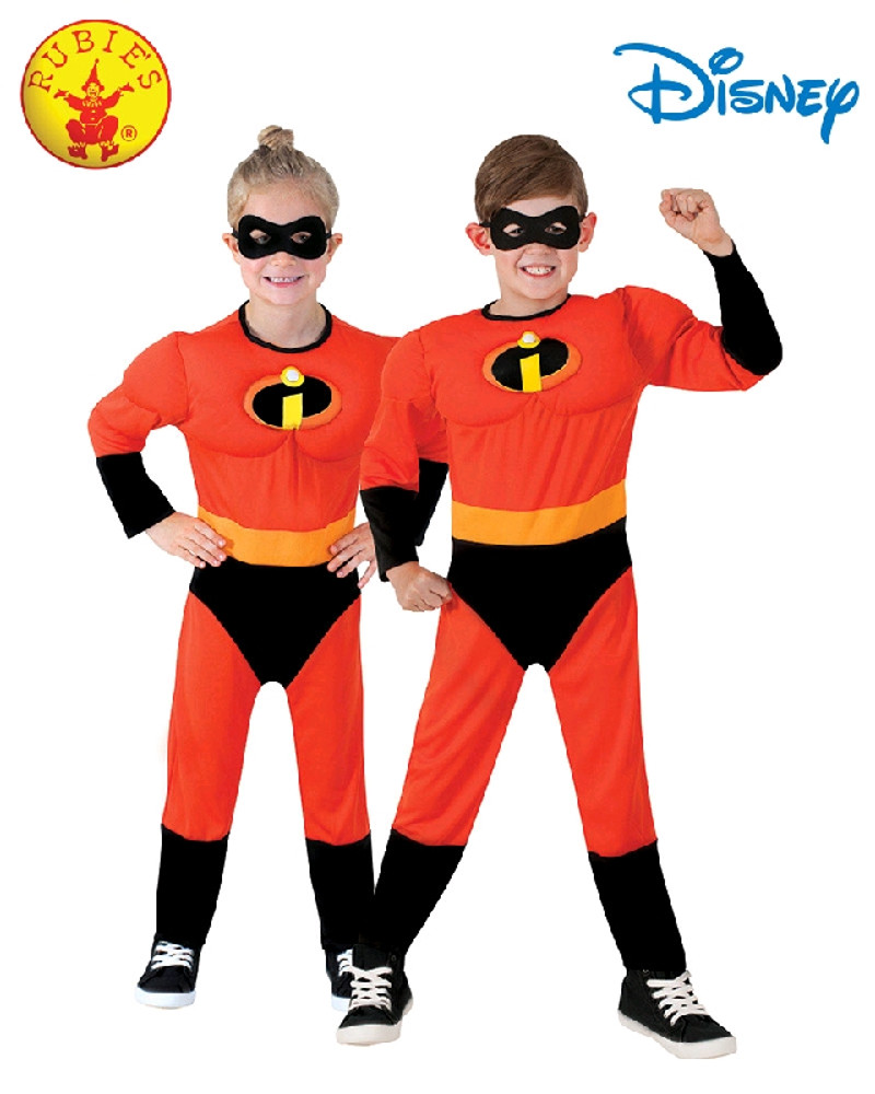 The Incredibles  2 Deluxe Child Costume