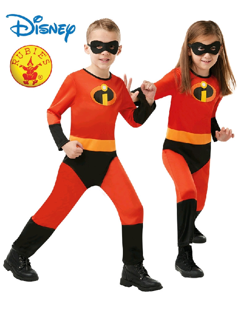 The Incredibles  2 Unisex Child Costume