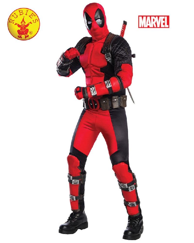 Deadpool Collectors Edition Costume