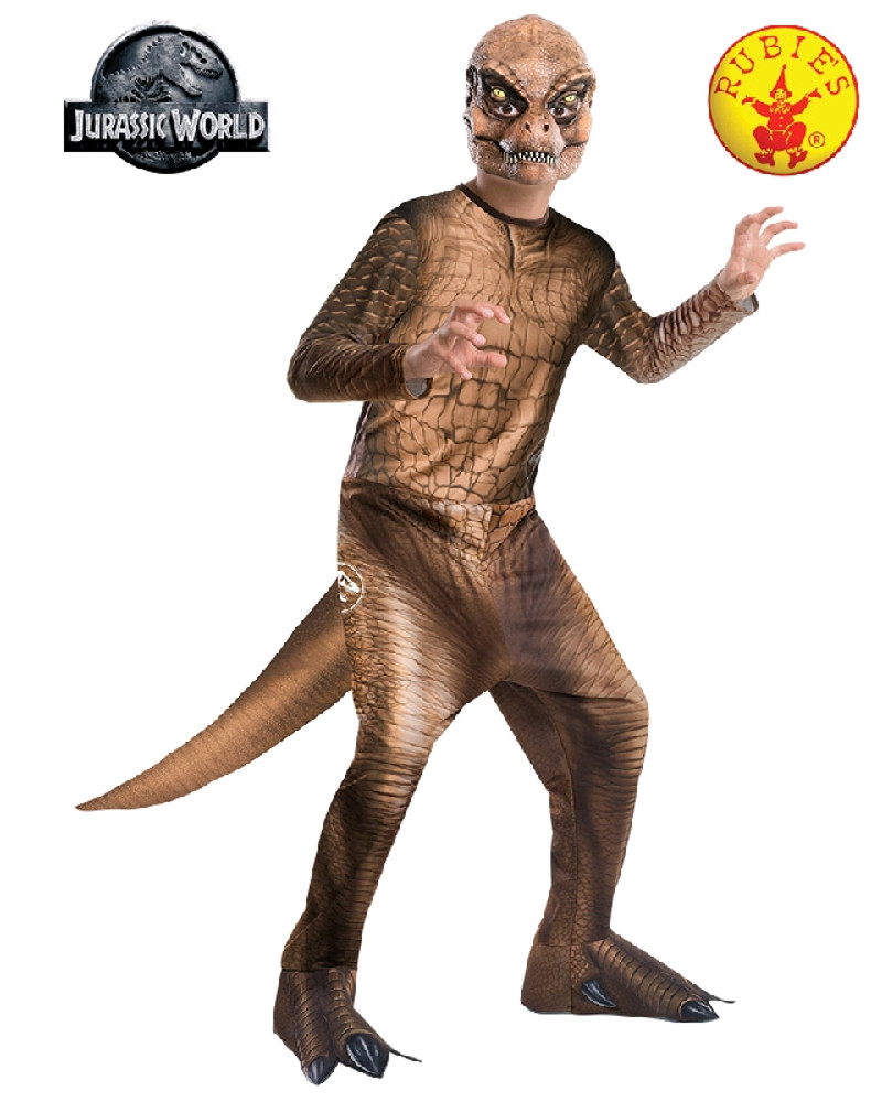 Jurassic World T-Rex Kids Costume