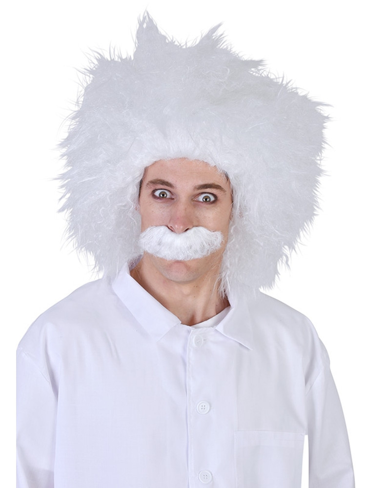 Mad Scientist Emmett Wig