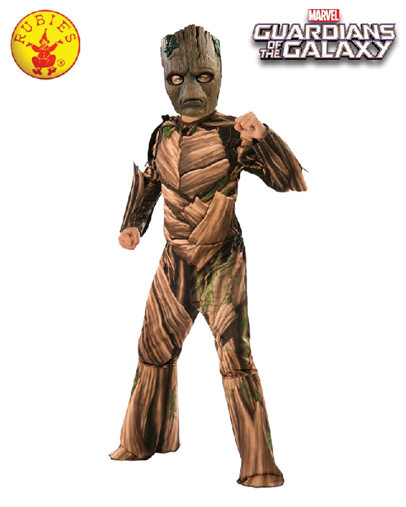 Guardians of the Galaxy Teen Groot Kids Costume