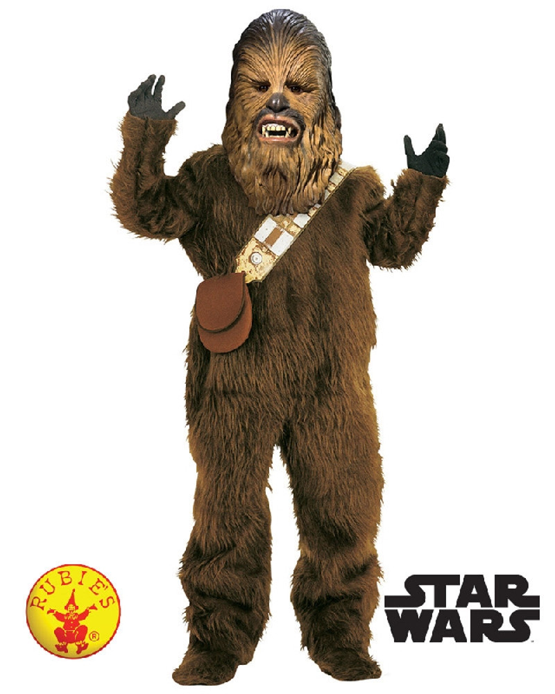 Star Wars - Chewbacca Deluxe Child Costume
