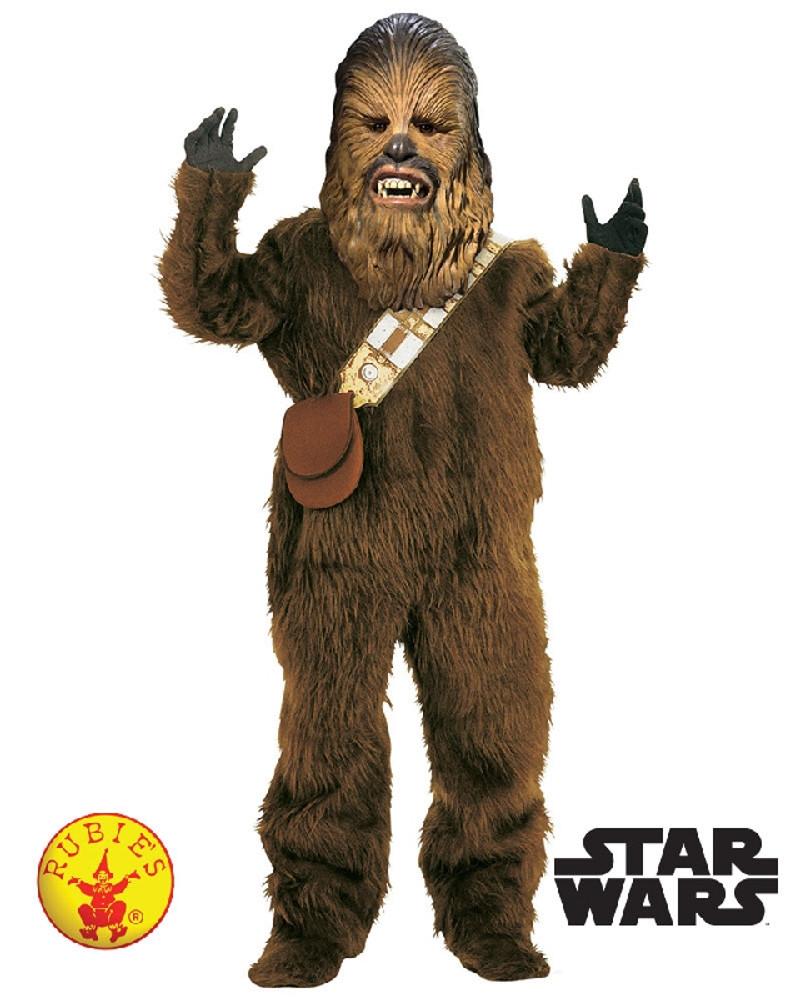 Star Wars - Chewbacca Deluxe Child Costume