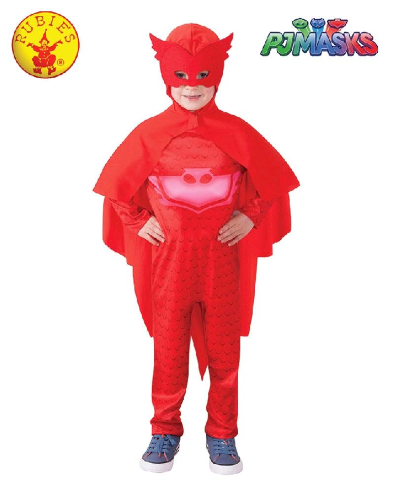 PJ Masks Owlette Child Classic Costume