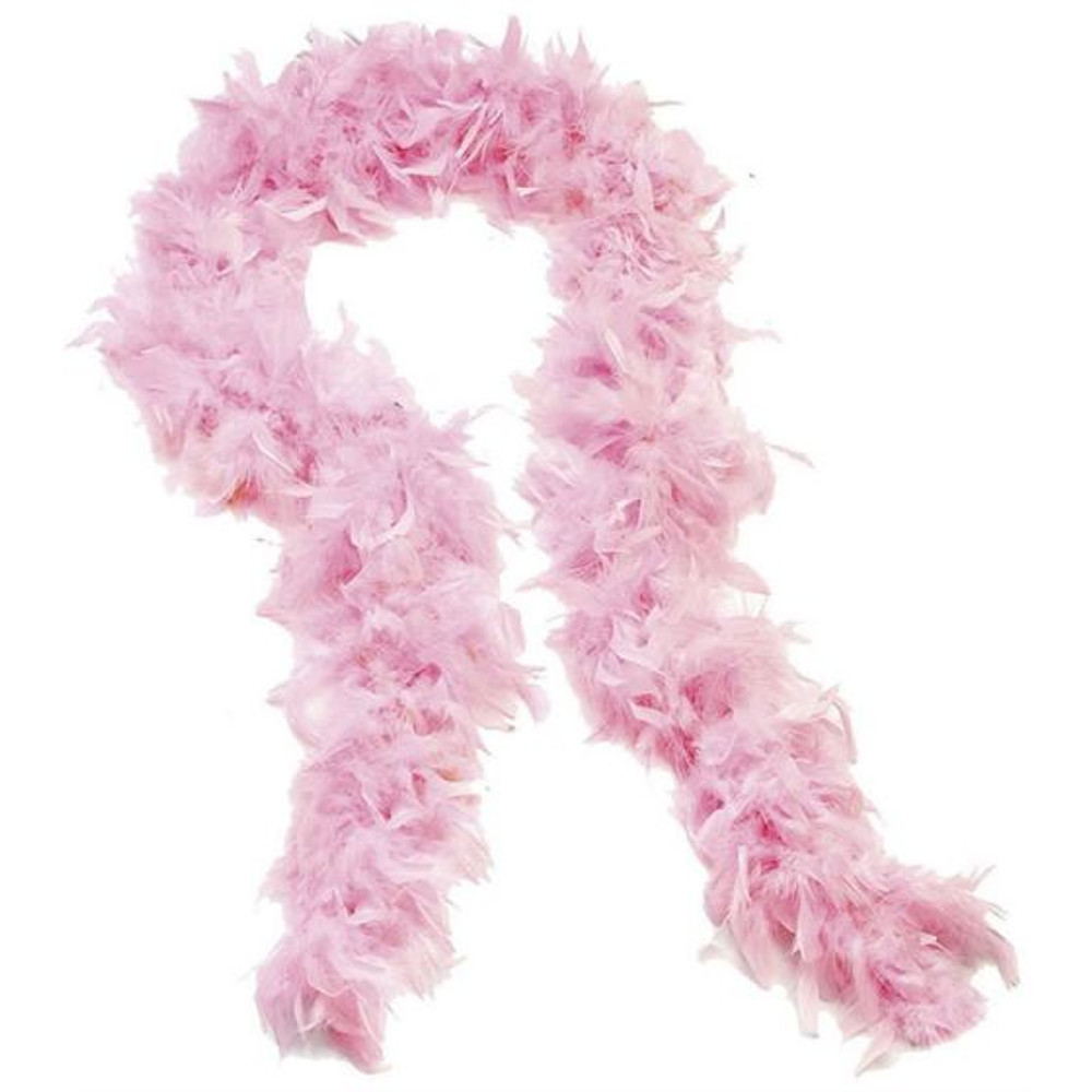 Boa Pink Feather