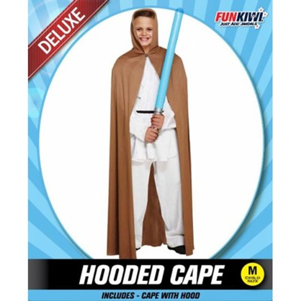 Cape with Hood Childs Costume