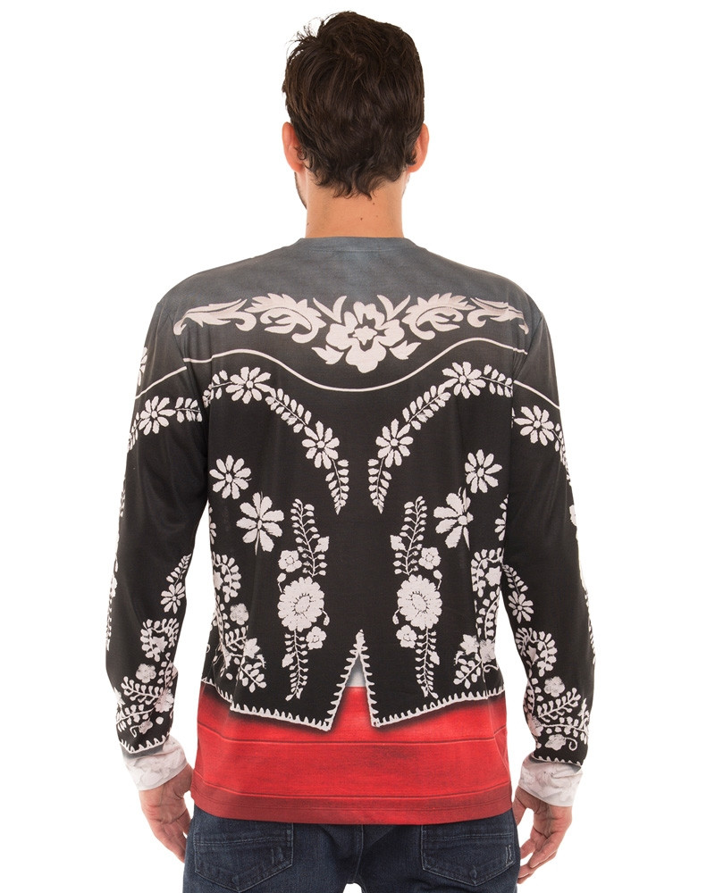 Mariachi Long Sleeved Top