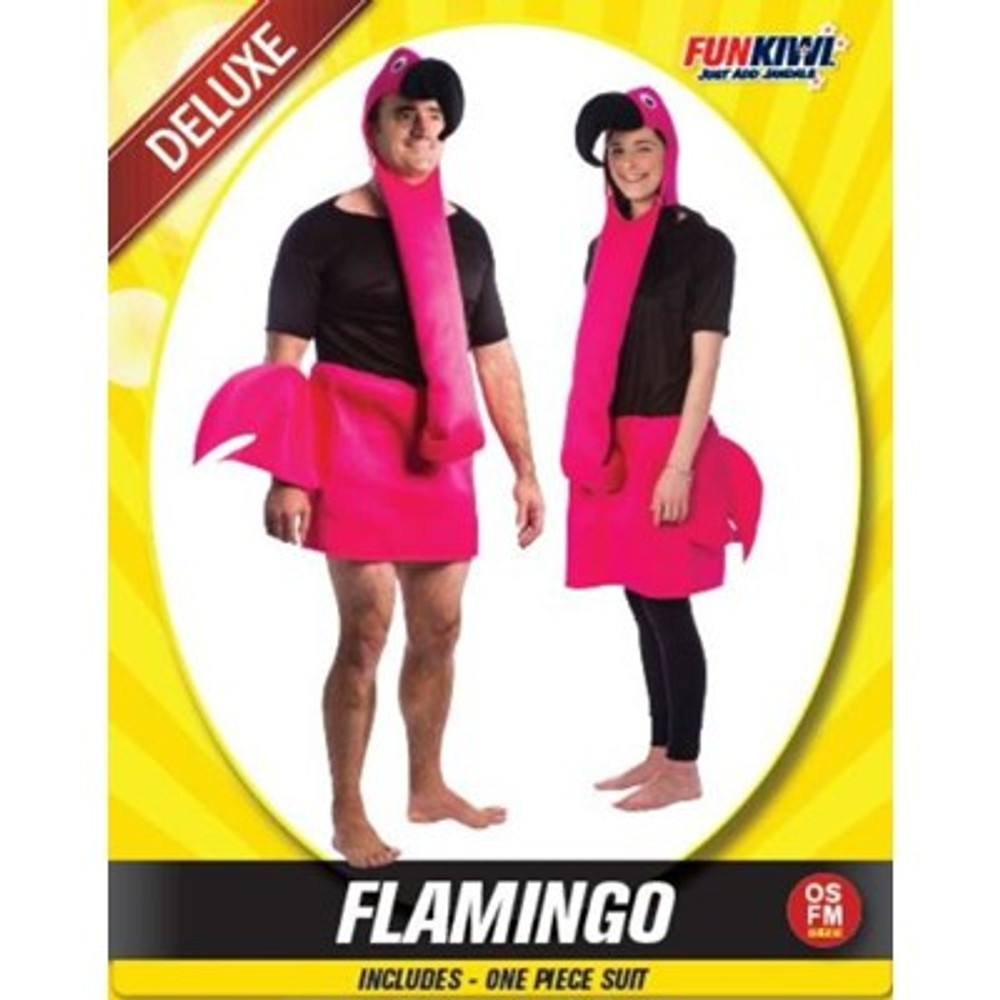 Flamingo Adult Animal Costume