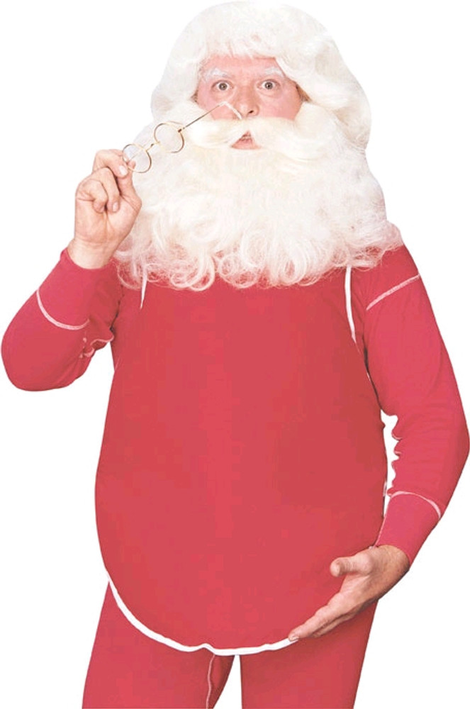 Christmas - Santa Belly