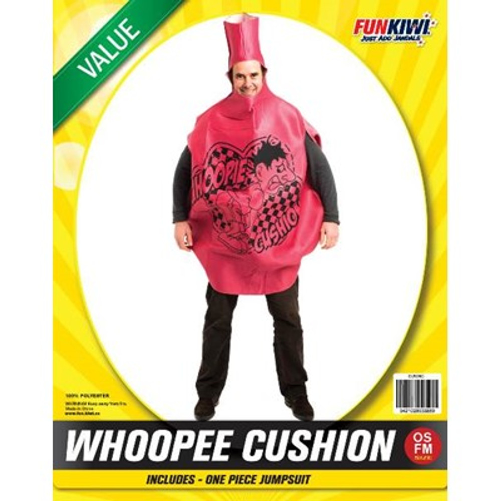 Whoopee Cushion  Adult Costume