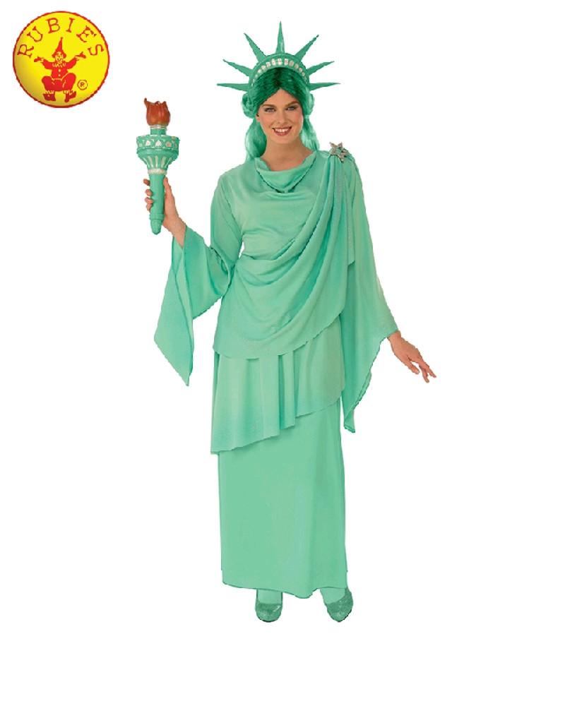 Statue of Liberty Womens Costume