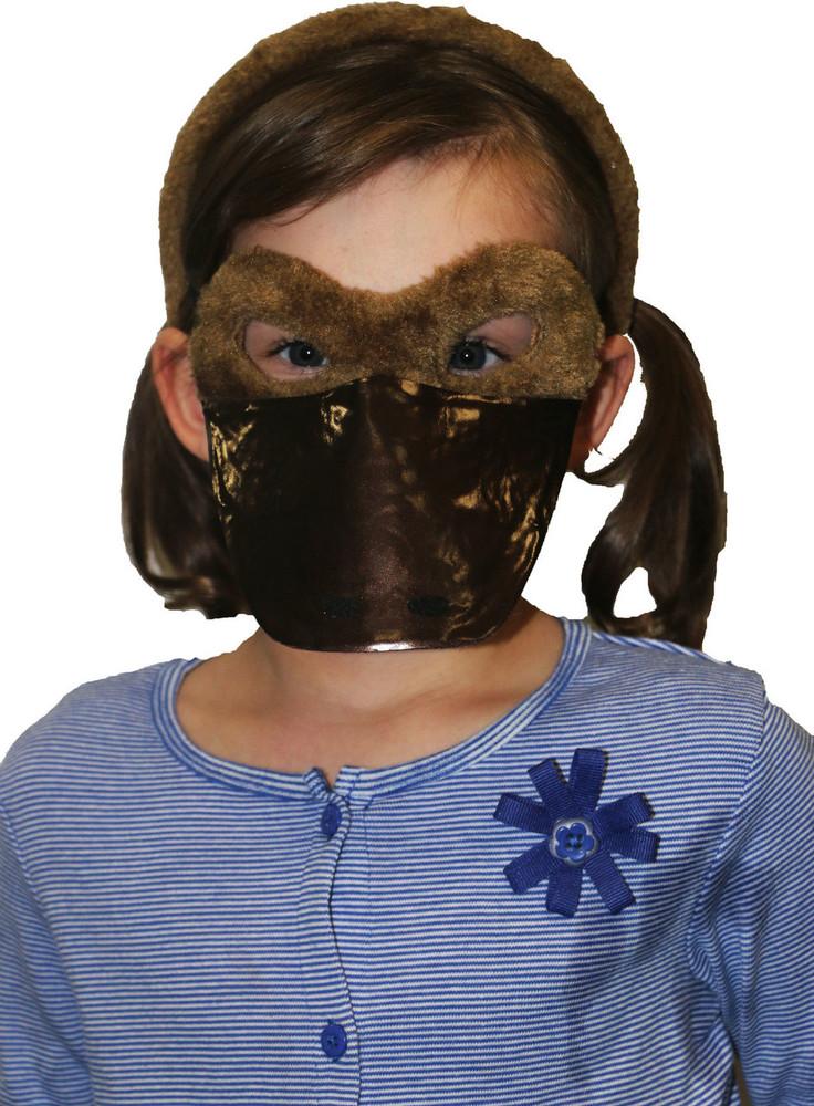 Platypus Animal Headband & Mask Set