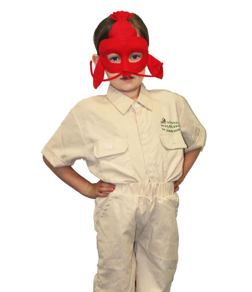 Lobster Animal Mask
