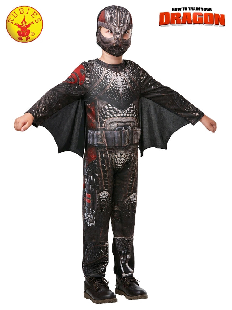 How to Train Your Dragon - Hiccup Battlesuit Costume
