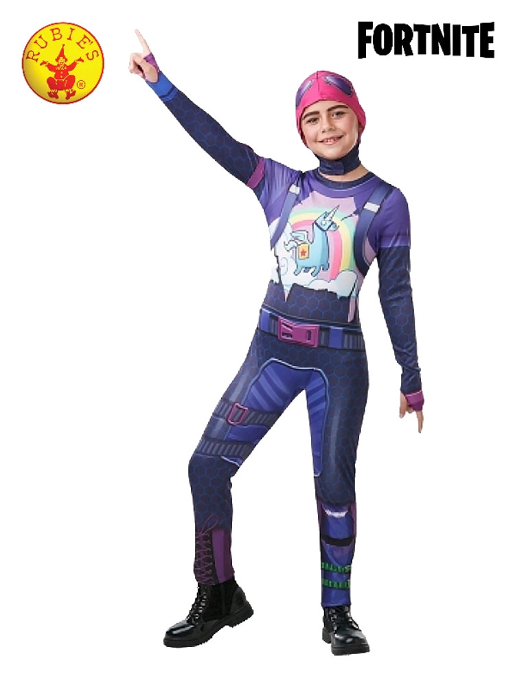 Fortnite - Brite Bomber Girls Tween Costume