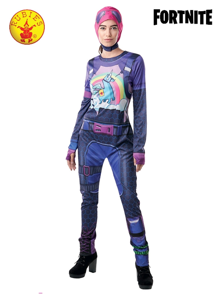 Fortnite - Brite Bomber Womens Costume