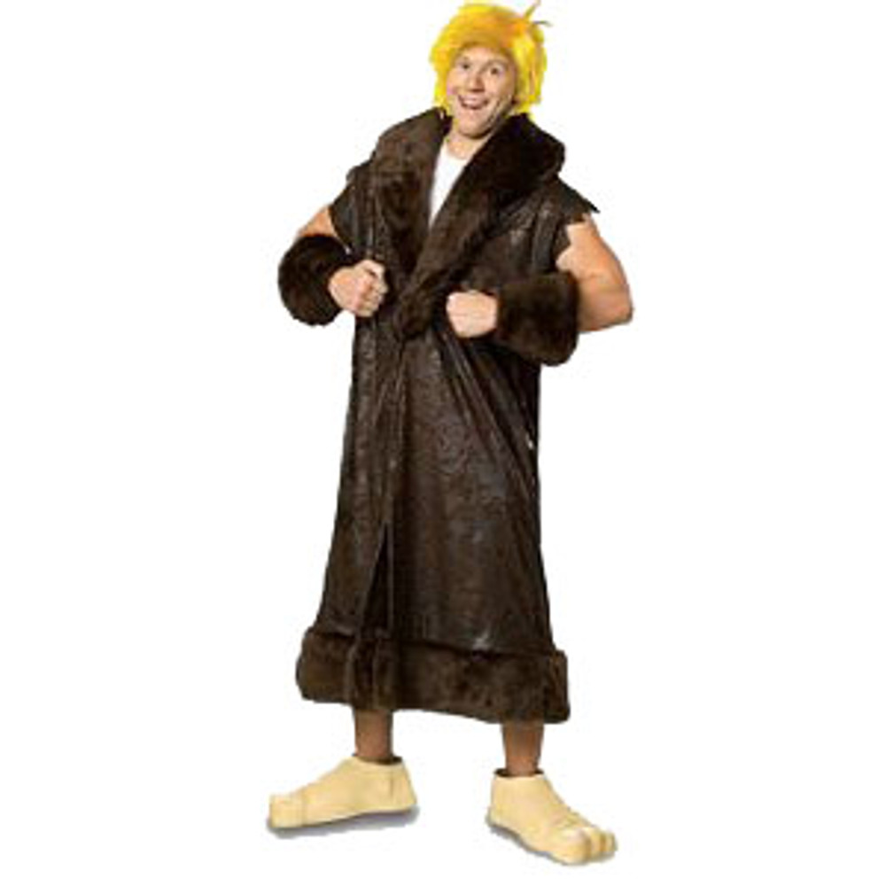 Barney Rubble Mens Costumes