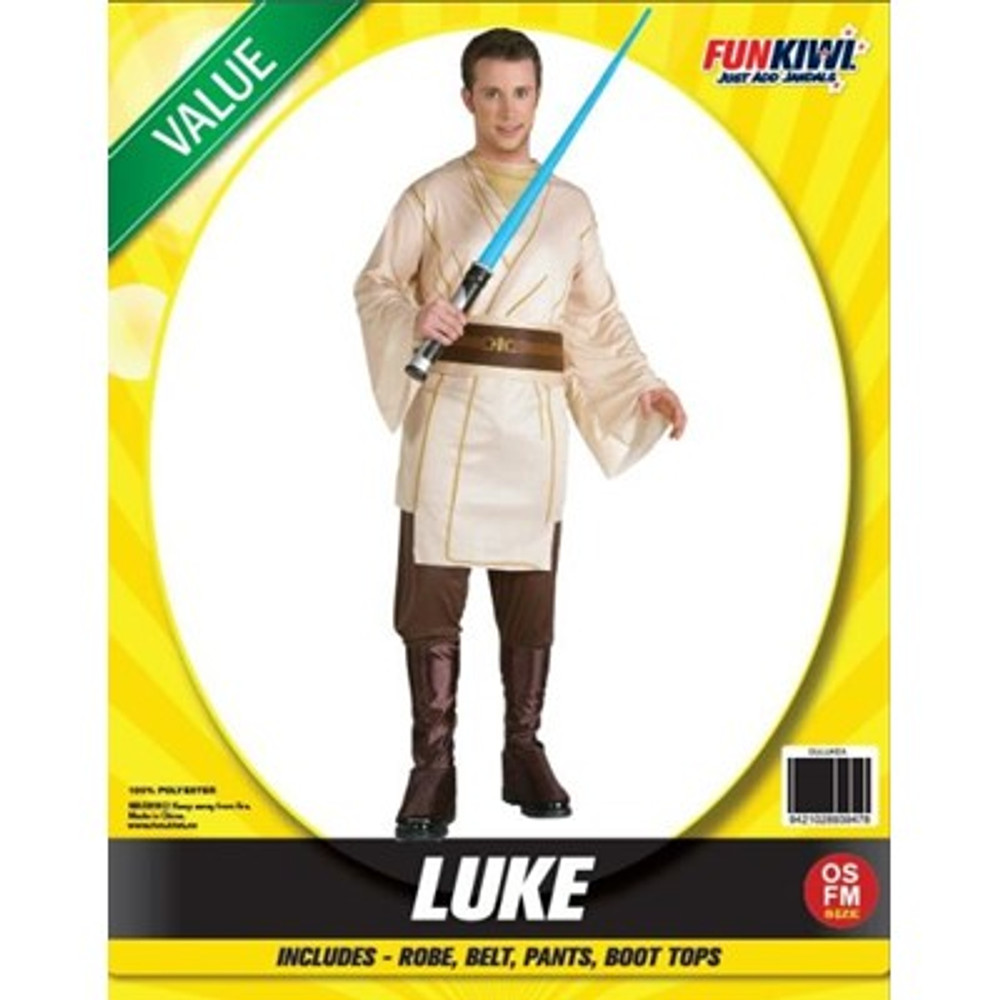 Luke Star Wars Adult Costume