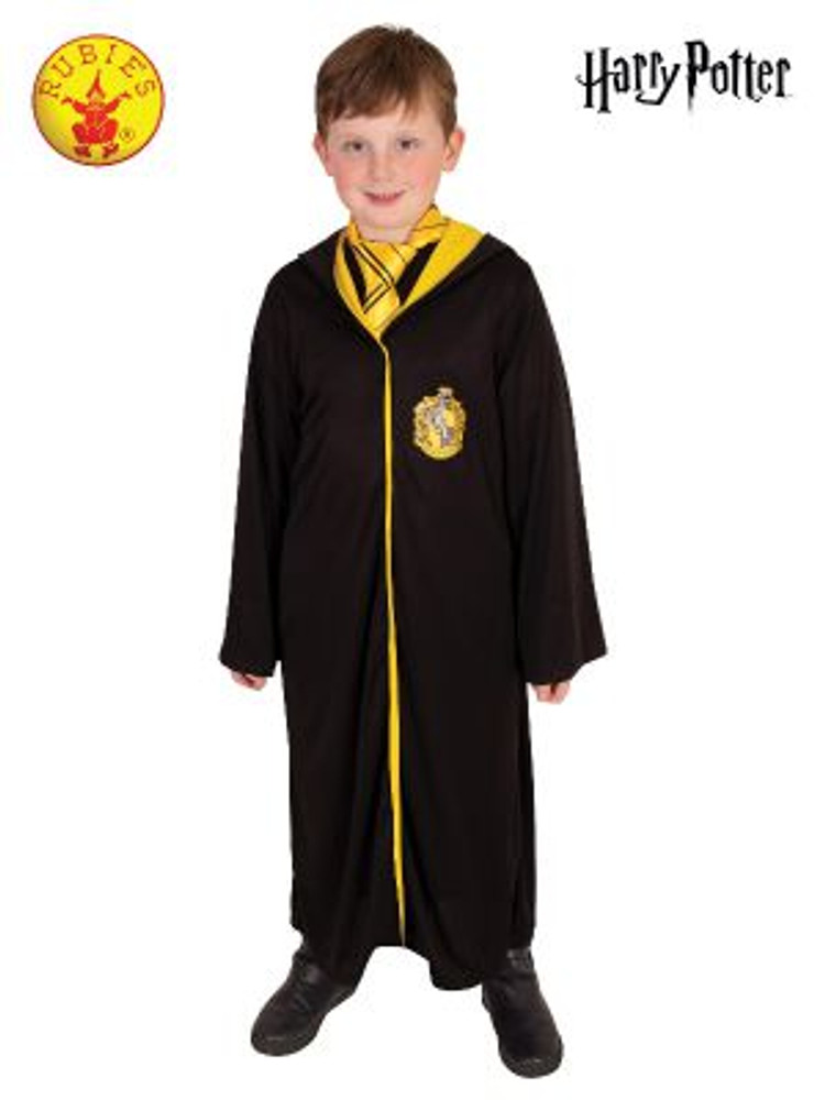 Harry Potter Hufflepuff Robe Child Costume