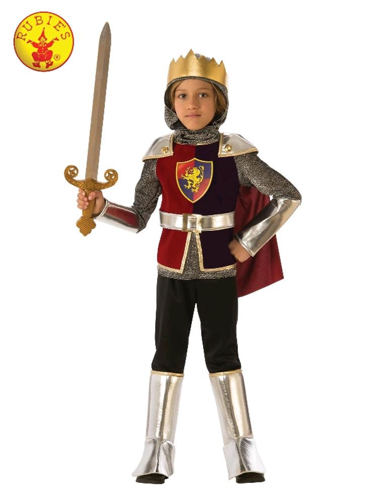 Knight Boys Costume