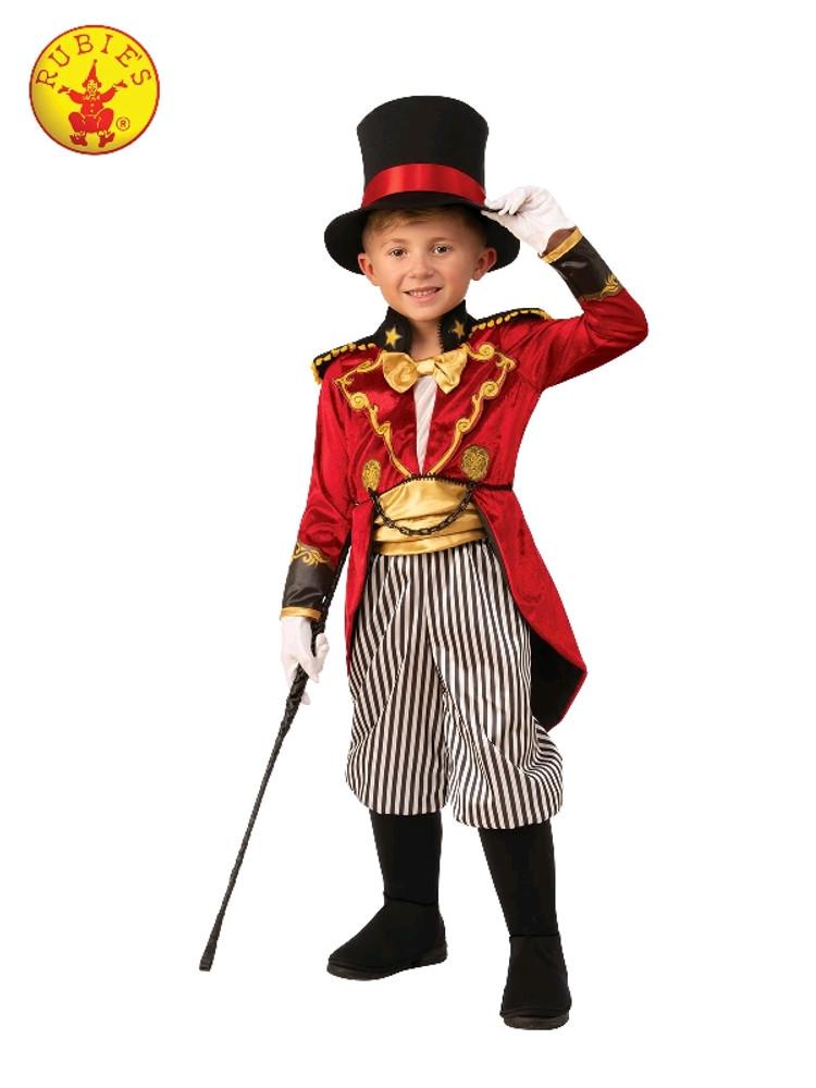Ringmaster Boys Costume