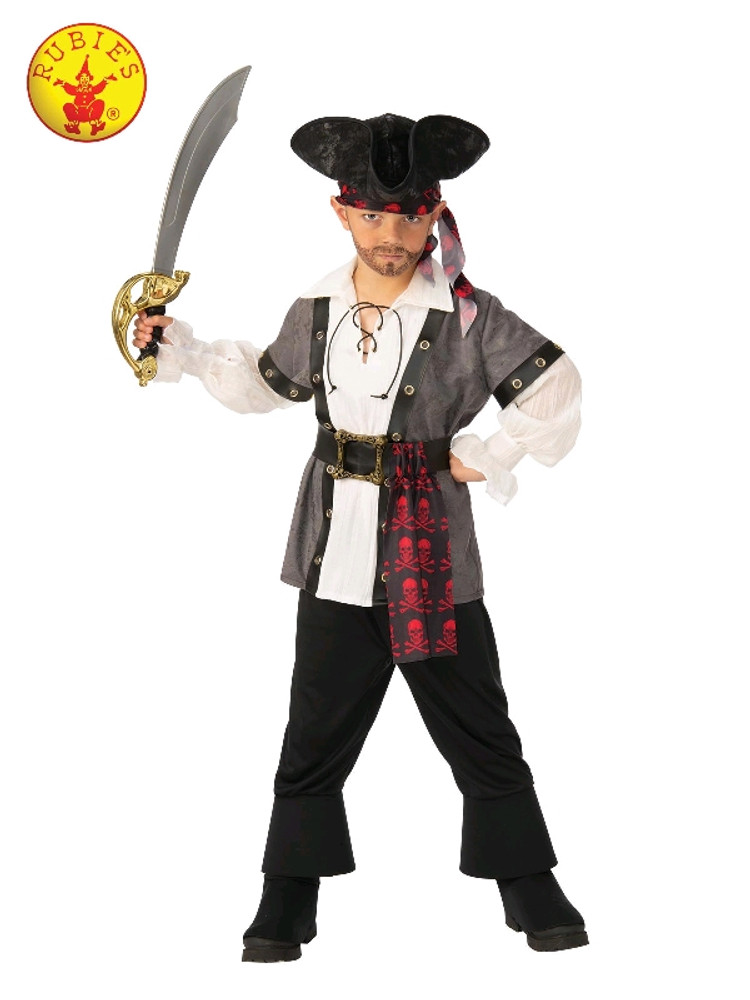Pirate Child Boys Costume