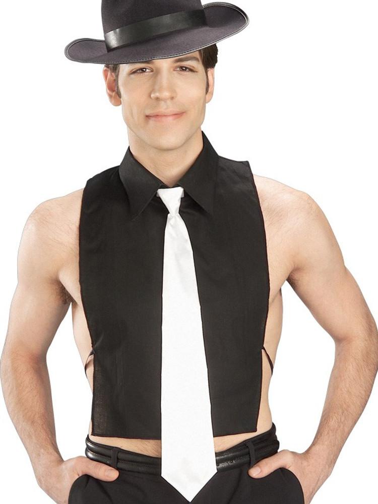 1920's Gangster Shirt Front