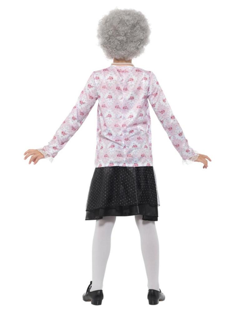 David Walliams Gangster Granny Kids Costume