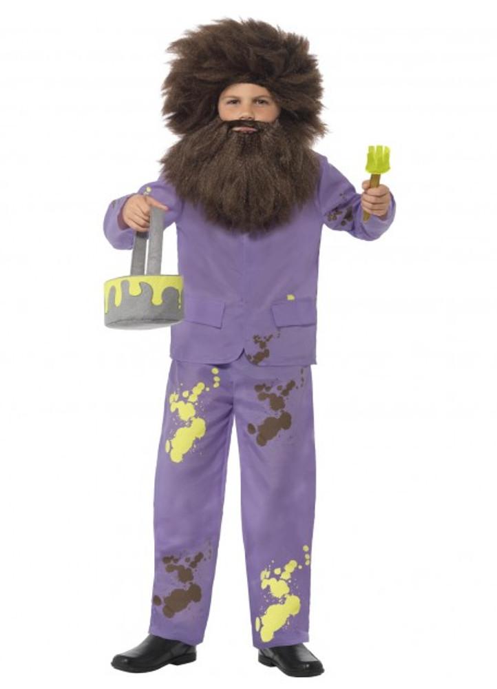 Roald Dahl Mr Twit Kids Costume