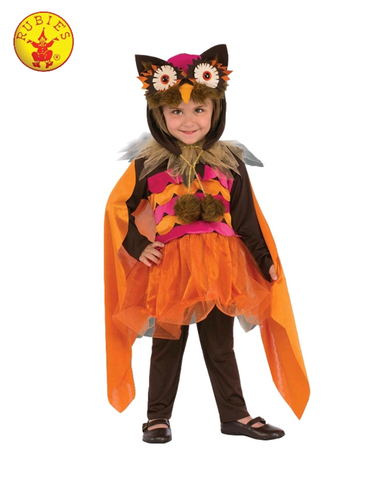 Hoot Owl Childs Costume