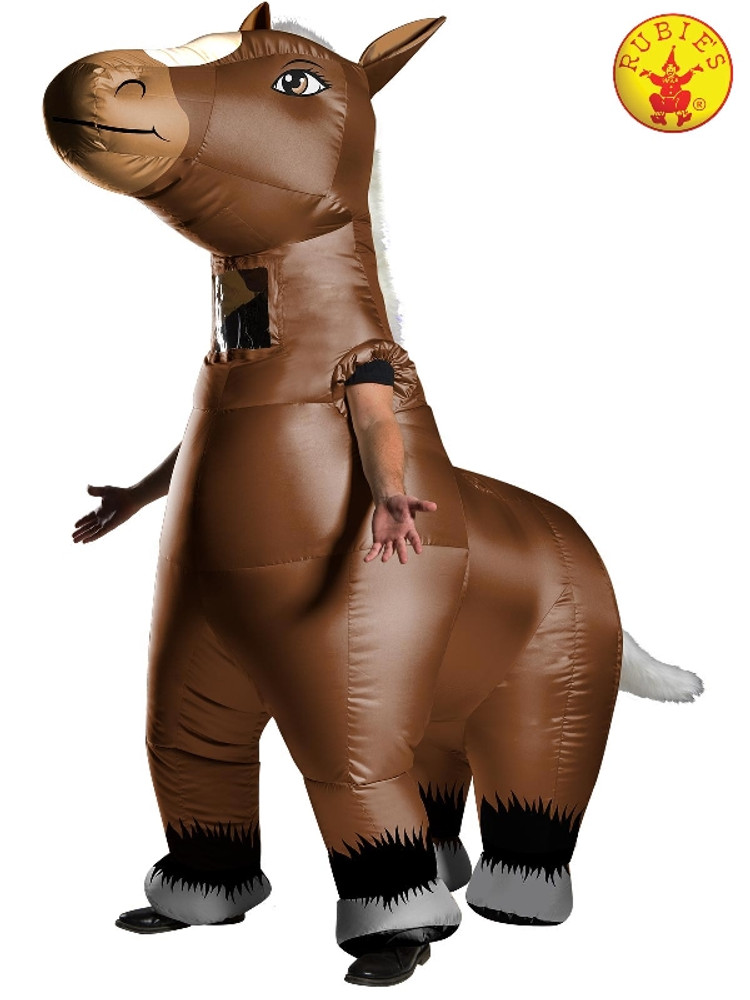 Mr Horsey Inflatable Animal Costume