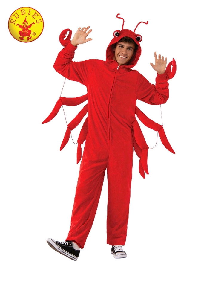 Lobster Furry Onesie Costume