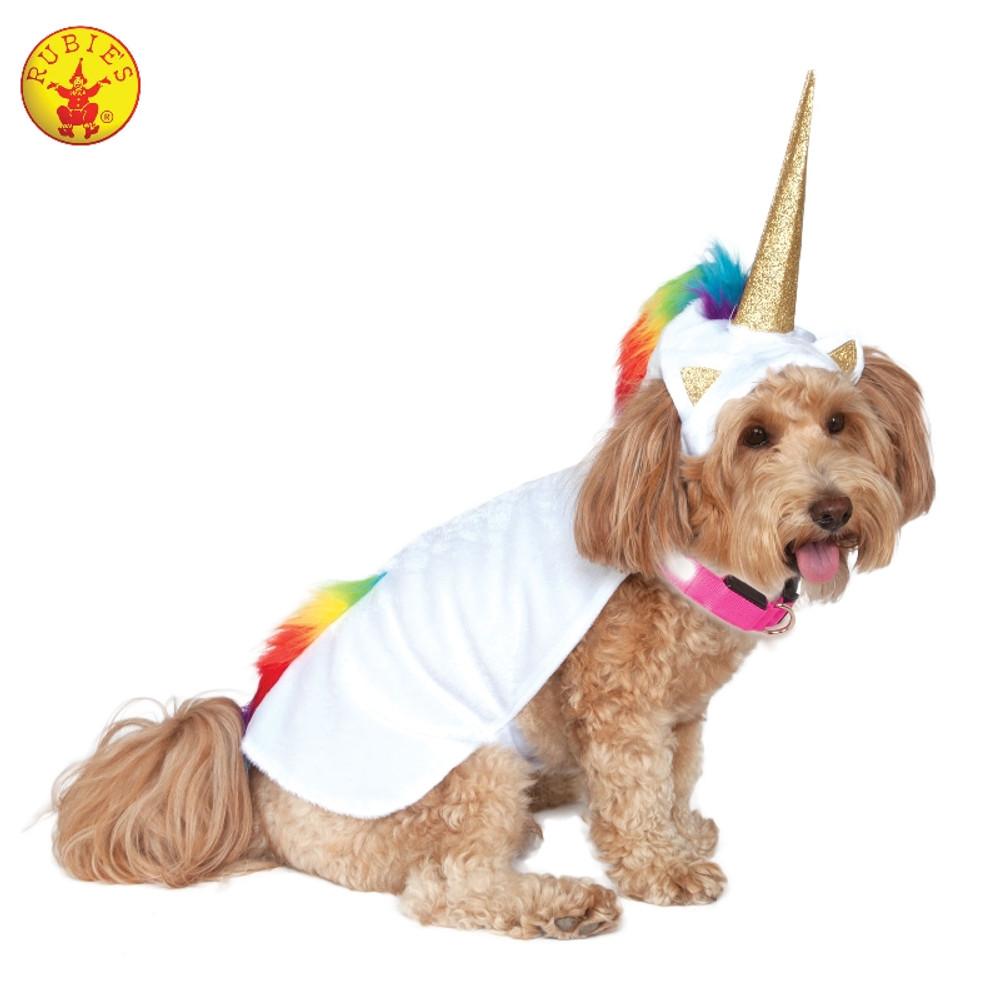 Unicorn Lightup Dog Costume