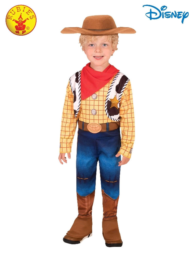 Toy Story Woody Toy Story 4 Boys Costume