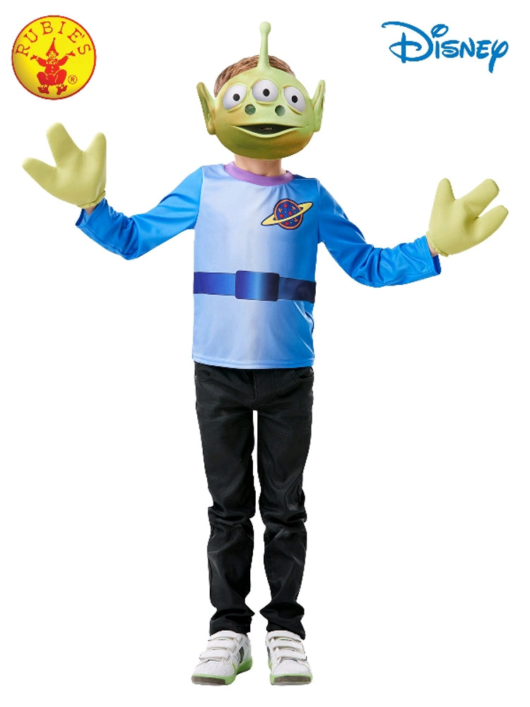 Toy Story Alien Toy Story 4 Child Costume