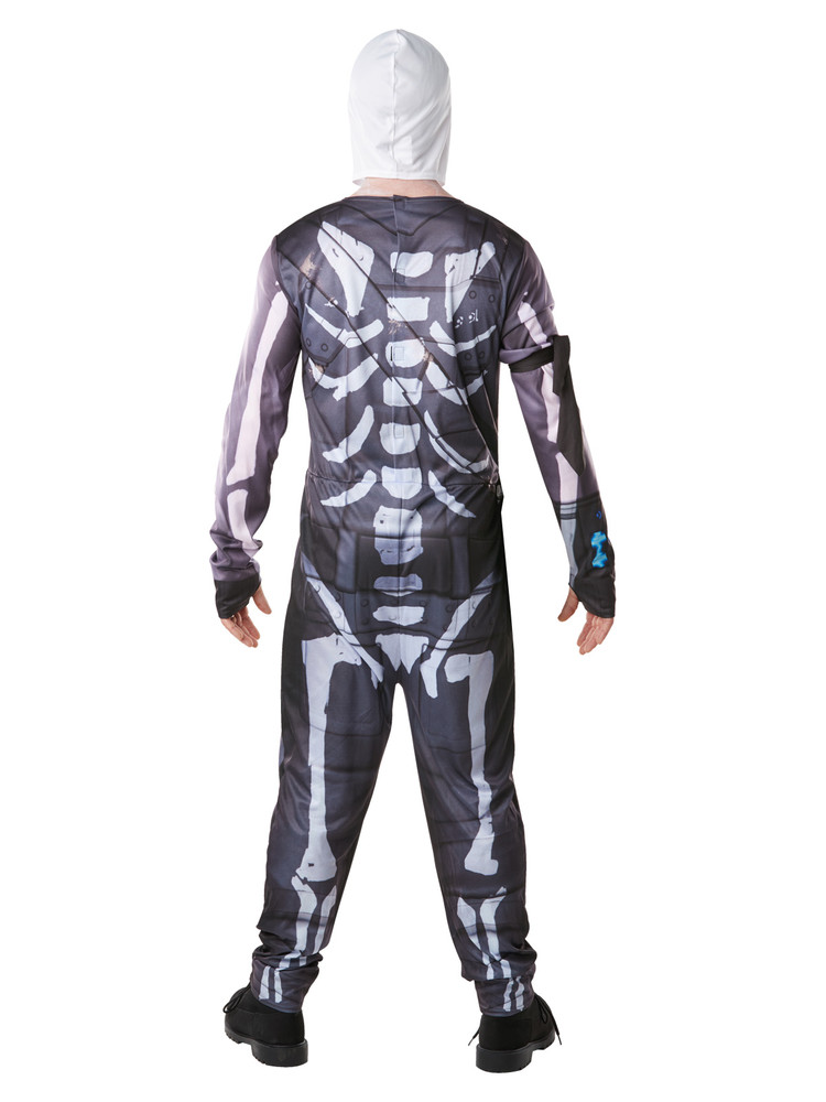Fortnite - Skull Trooper Boys Tween Classic Costume