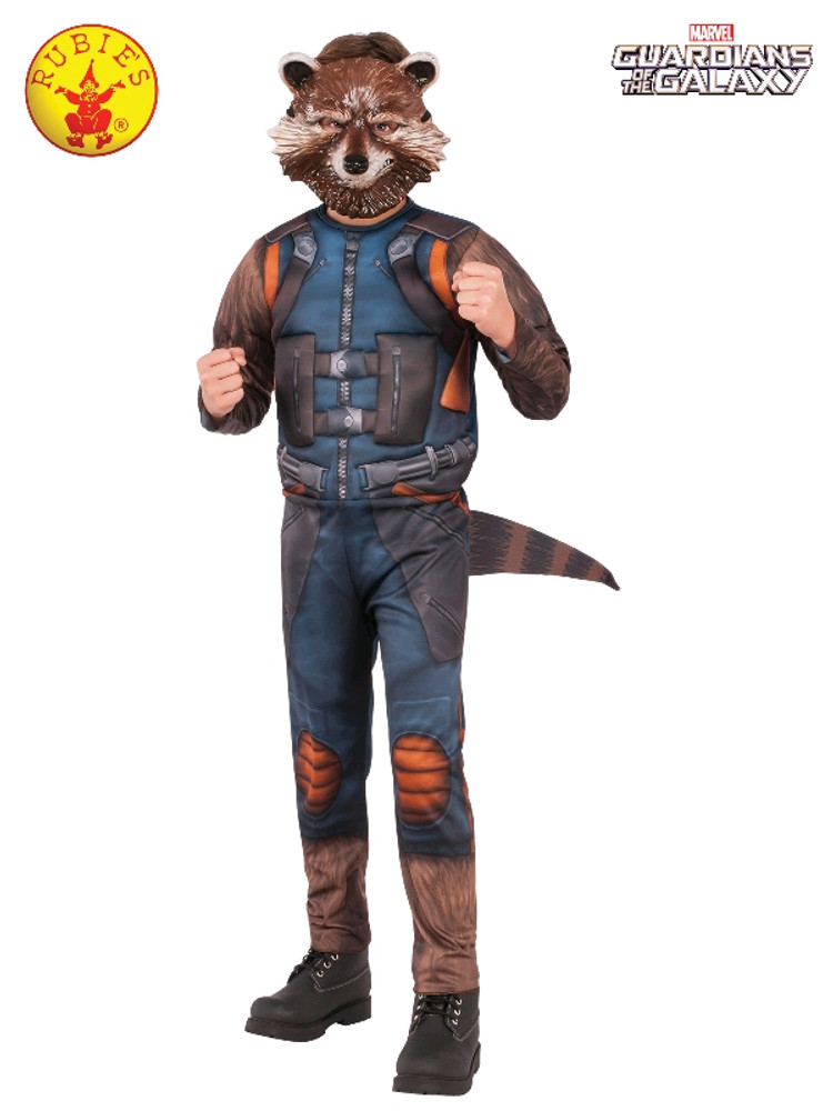 Guardians of the Galaxy - Rocket Racoon Kids Costume