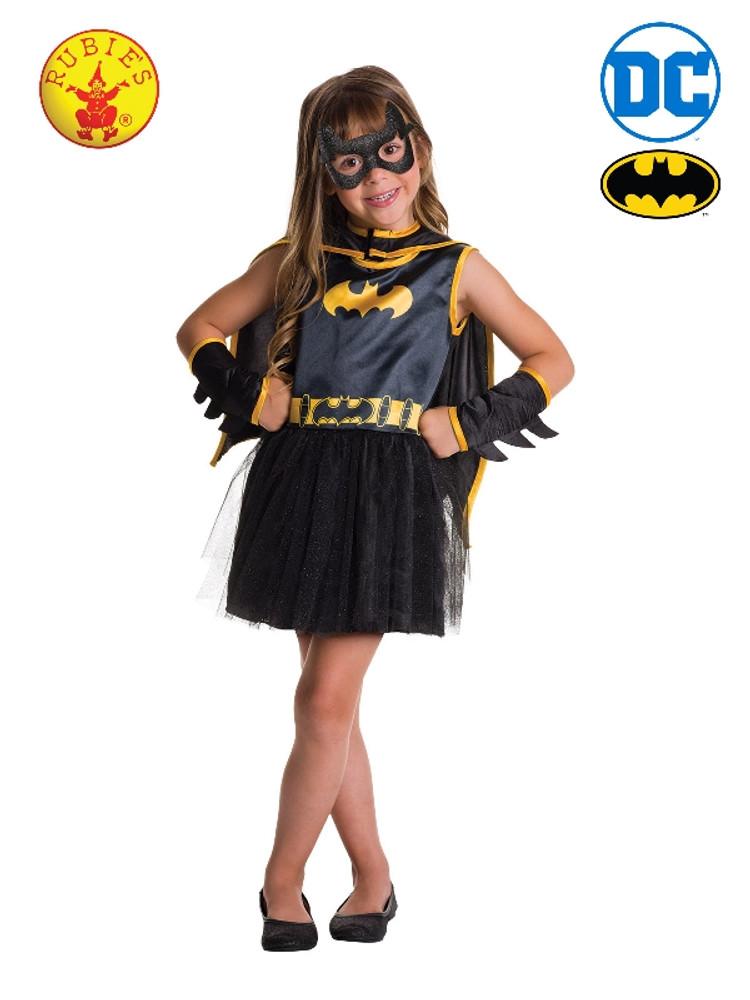 Batgirl Superhero Deluxe Toddler Costume