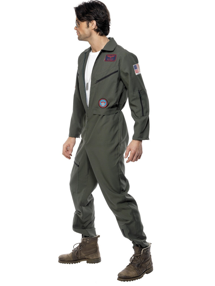 Top Gun Male Costume