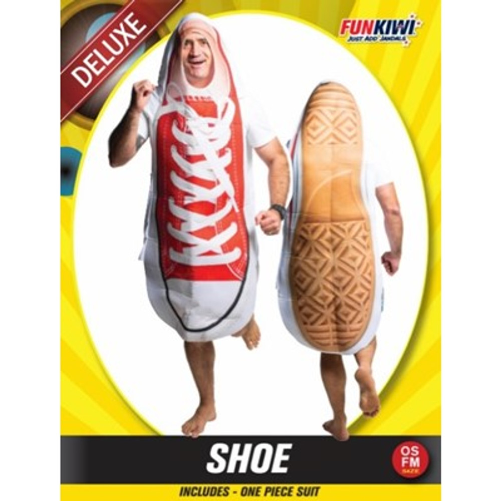Sport Shoe Adult Costume