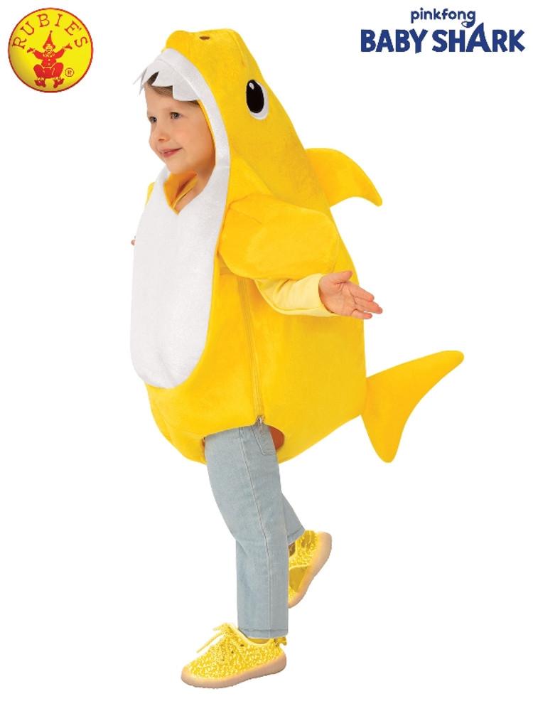 Baby Shark Kids Costume