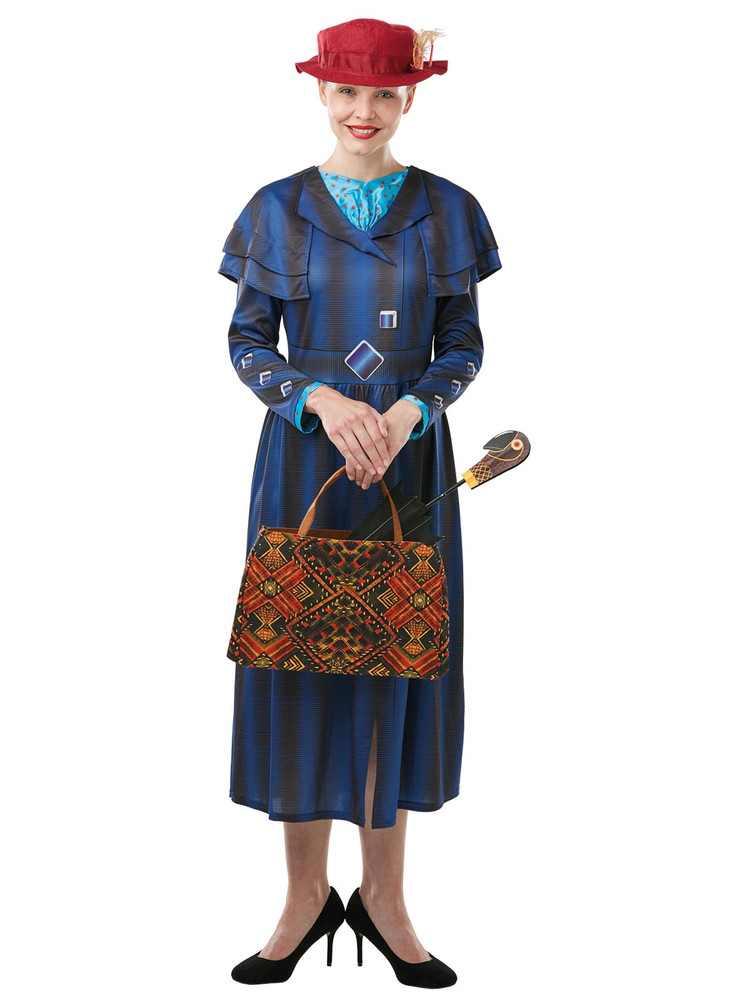 Mary Poppins Returns Womens Costume