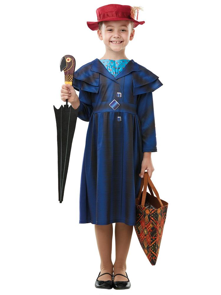 Mary Poppins Returns Girls Costume