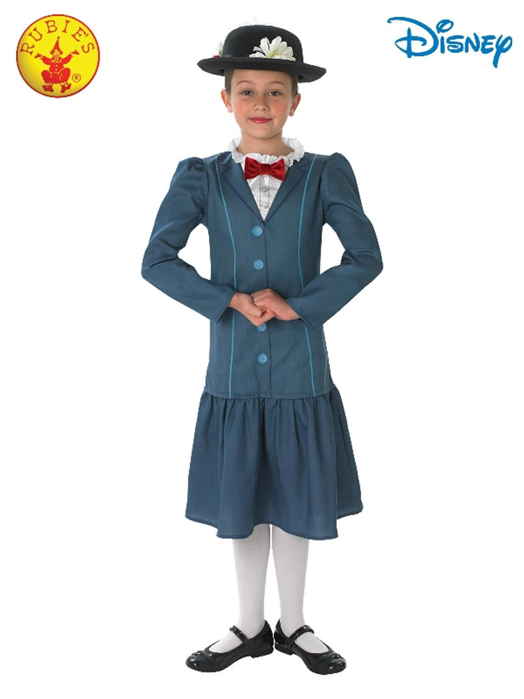 Mary Poppins Tween Girls Costume