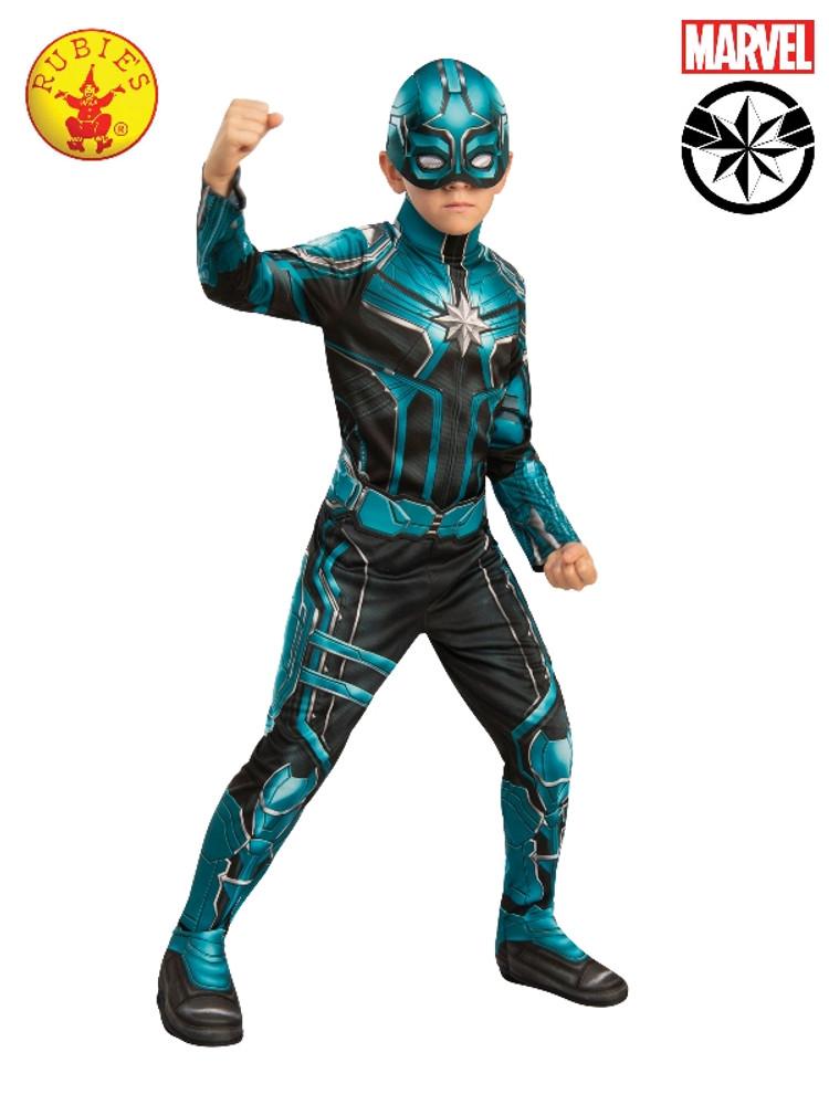 Captain Marvel Yon-Rogg Boys Costume